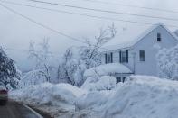 snow storm generator